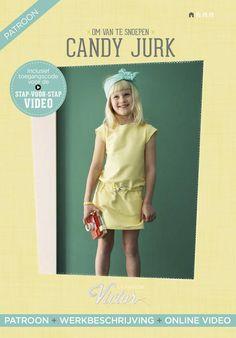 La Maison Victor NL | Candy Dress Pattern + video EN