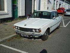 Rover 2200 TC 1974.