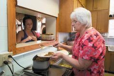 For 23 years at Xi-Ohio University Alpha Delta Pi, it's been, 'What's for dinner, Joan?' | The Athens News... this is cute