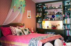 Add the Magic: Canopies in Kids Rooms