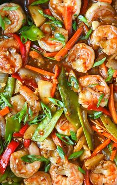 This Shrimp with Hot Garlic Sauce is family approved. Comes together in just minutes, so its perfect for those busy weeknight meals. Recipes With Chili Garlic Sauce, Hot Garlic Sauce, Garlic Butter Shrimp, Sauce Recipes, Yummy Recipes, Recipies, Shrimp Salad Recipes, Shrimp Recipes For Dinner, Shrimp Dishes