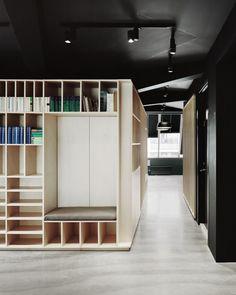 The workshop behind the scenes  / Eriksen Skajaa Architects