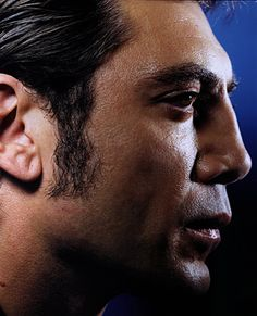 Javier Bardem ~ damn, that's a great profile.