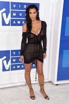 Kim Kardashian: 2016 MTV Video Music Awards -06 - Kim Kardashian: 2016 MTV Video Music Awards -10 - GotCeleb