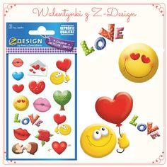 Naklejki Z Design na Walentynki Kod: 56094