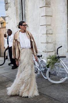 Sur le blog, le look de Jenna Lyons pour moins cher! Mariage Solange Knowles
