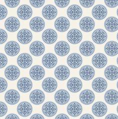 Tilda Fabric Inca Blue - Dress Making Fabrics - Fabrics Stitch Craft Create - The NEW home for RUCraft