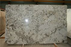 Granite - Alaska White   from Brazil