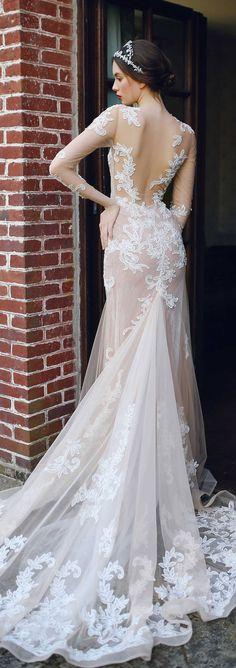 Etsy Wedding Dress - by Ange Etoiles