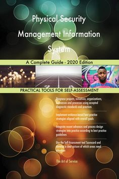 Buy Physical Security Management Information System A Complete Guide - 2020 Edition by Gerardus Blokdyk and Read this Book on Kobo's Free Apps. Discover Kobo's Vast Collection of Ebooks and Audiobooks Today - Over 4 Million Titles! Management Information Systems, Self Assessment, Design Strategy, Computer Programming, Search Engine Optimization, Physics, Audiobooks, Ebooks, This Book