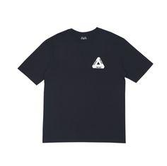 PALACE SKATEBOARDS Drury Brit T-Shirt Black