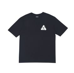 PALACE SKATEBOARDS Drury Brit T-Shirt Black