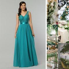 f6ed5613de1 Perfect for a jade green wedding theme