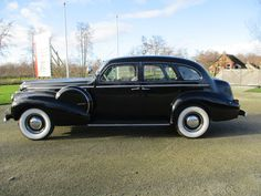 Buick - Limited series Limousine - 1940