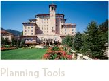 The Broadmoor Hotel and Golf Club,  where I worked for 20 years, as the Head golf pro.