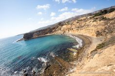 Abalone Cove Preserve: Beach Hiking & Tide Pools in Rancho Palos Verde via @cathroughmylens