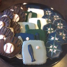 Seattle Mariners...this should or could be under my YUM! board too. :) GO M's!