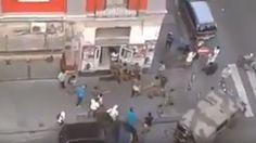 Neapel: Migranten greifen italienische Soldaten auf offener Straße an