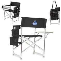 Georgia State Panthers Sports Chair - Black - $99.99