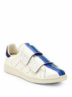 Raf Simons x adidas Double Velcro Slip-On Sneakers
