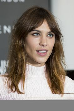 In Honor Of Alexa Chung's New Bangs, Here Are 15 Of Her Best Hair Moments
