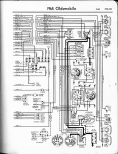 free wiring diagrams automotive ford galaxie 1965 6 & V8