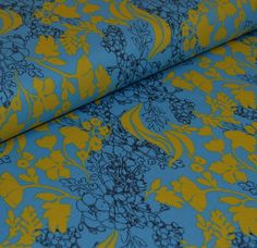 Wunderschöner Jersey von Anna Maria Horner für Free Spirit für Bekleidung, Bettwäsche uvm...