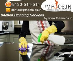 Steps for a cleaner cooking area from Kitchen Cleaning Service