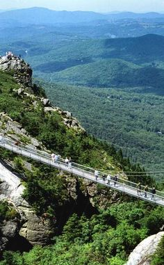 Grandfather Mountain | Travel | Vacation Ideas | Road Trip | Places to Visit | Linville | NC | Other Outdoor Place | Wildlife Park | Wildlife Sanctuary | Hiking Area | Natural Feature | Tourist Attraction | Scenic Point | Children's Attraction