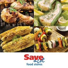 Grilling recipes and tips from Save-A-Lot | #recipe #grilling
