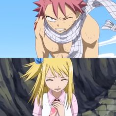 The phantom lord arc Natsu vs Gajeel and Natsu fighting for fairy Tail and he is also to save Lucy from the phantom lord and from her going back to her father. I love that he protects her and he doesn't want her to leave
