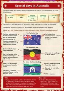 Special Days in Australia. The History box – An inquiry approach – Year 3 Australian Curriculum, First Contact, Social Science, Family Life, Family History, Special Day, The Past, Student, Teaching