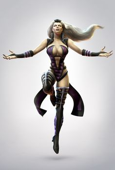 Queen Sindel - Such an intricate storyline she had.  Too bad they didn't show her doing anything but getting killed in the movie.