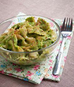 Pâtes aux brocolis
