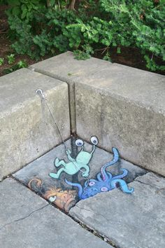 This Friday to Sunday http://www.lbtsevents.com/lbts-events-calendar/sidewalk-chalk-artist-david-zinn?utm_content=buffer904d2&utm_medium=social&utm_source=pinterest.com&utm_campaign=buffer