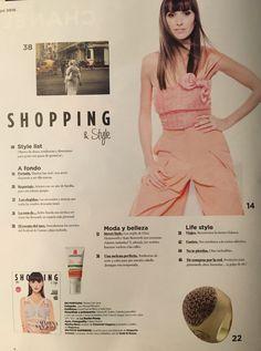 #goldandroses Shopping Magazine (El País) May 2016