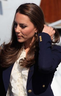 Kate Middleton - The Duke And Duchess Of Cambridge Canadian Tour - Day 7