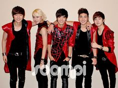 NU'EST Shows Off Wacky Poses in This Set of Exclusive Pictures in Malaysia