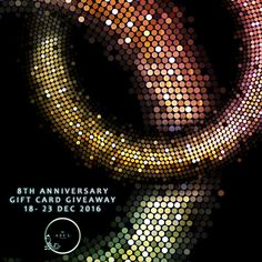 azul-8th-annniversary-gift-card-giveaway-poster