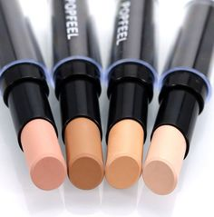 Brand Concealer Contouring Makeup 4 Color Waterproof Oil-control Natural Brighten Face Contour Concealer Stick Make Up #clothing,#shoes,#jewelry,#women,#men,#hats,#watches,#belts,#fashion,#style