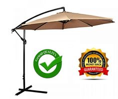 In order to enjoy each and every moment of your outdoor stay, it is important to have the conditions that best suit you. The best umbrellas are more than Best Umbrella, Offset Patio Umbrella, One With Nature, Patio Umbrellas, Home Kitchens, Market Umbrella, Outdoor Decor, Coloring Books, Home Decor