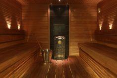 Sauna lämpimänä iltaisin klo 19.00-22.30 / Sauna is warm in the envenings from 19.00-22.30.