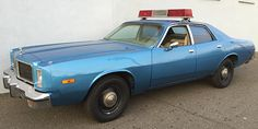 Lost Soul Picture Cars Picture Car Rental | PERIOD POLICE CARS