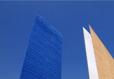 MATHIAS GOERITZ SATÉLITE | Emmanuelle et Laurent Beaudouin  - Architectes