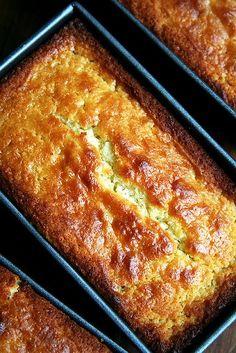 lemon-ricotta pound cake