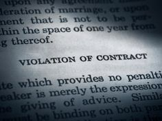 North Carolina NonCompete Contract Agreement Is Your Non Compete