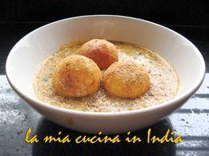 La mia cucina in India: Malai Kofta, un curry per un'occasione speciale. polpette di patate e panir (formaggio indiano)