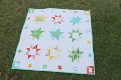 Jaffa quilts: Finished Projects
