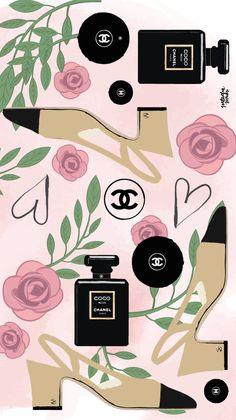 Après mes deux journées passées dans les champs de Chanel (pour ceux et celles qui me suivent soit sur Instagram ou encore sur Snapchat vous avez dû voir des petits fragments de la beauté des lieux et du nouveau parfum), à mon retour j'ai eu envie de faire un nouveau fond d'écran pour …