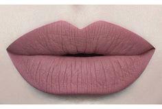 Dose of Colors matte lipstick in Truffle